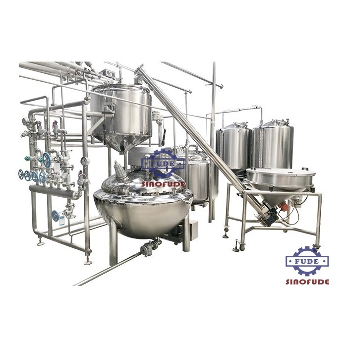 Auto Weighing and Mixing System